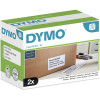DYMO LW SHIPPING LABELS Suits 4XL 59X102mm 575/Roll B1150