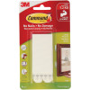 COMMAND PICTURE HANGING STRIPS Large White
