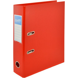 BANTEX A4 LEVER ARCH RED
