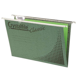 CRYSTALFILE CLASSIC SUSPENSION FILES F/CAP Complete BX 50